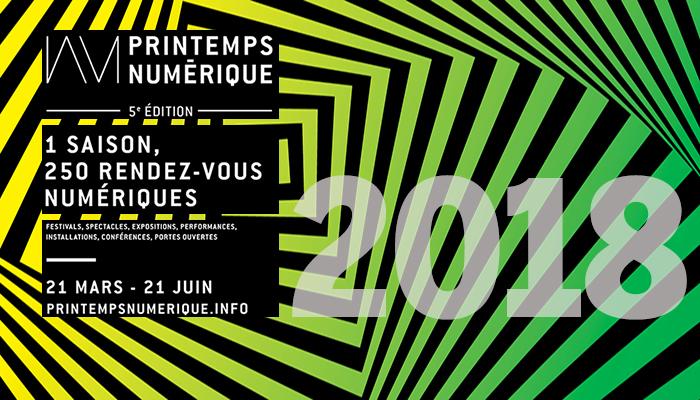 Participez à l'essor de Montréal, participez à la 5e édition du Printemps numérique !