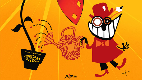 Montréal a son festival international d'animation : Animaze!