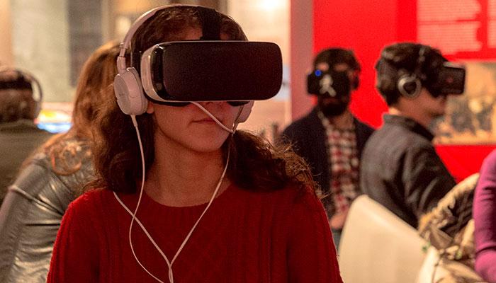Mat'Inno : la réalité virtuelle ou sortir les experts du labo!