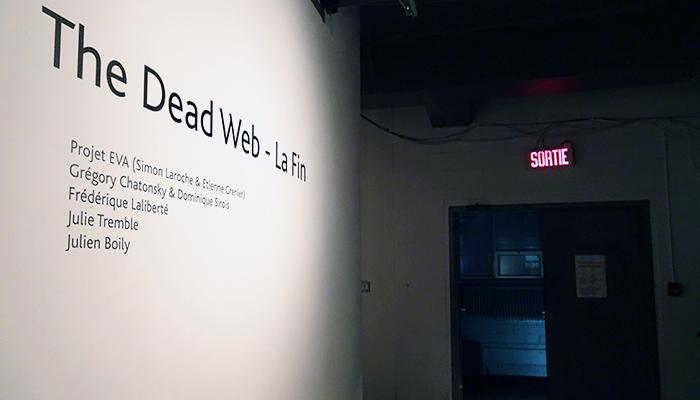 Dead Web: la mort d'Internet
