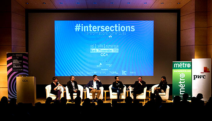 #intersections : la ville au cœur des transformations numériques
