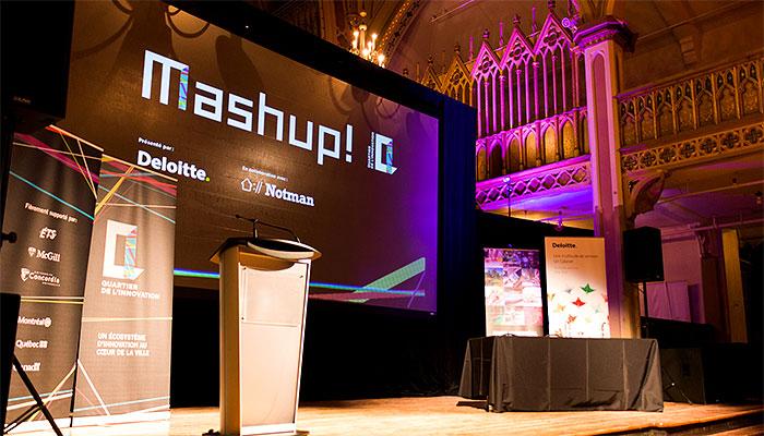 Mashup : Quand les startups s'en mêlent