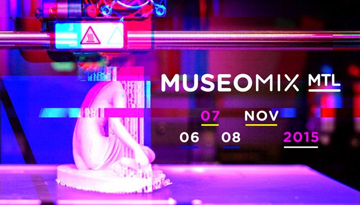 Museomix : le numérique prend d'assaut le MAC