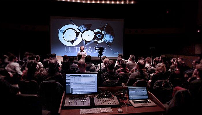 Ultrasons : créativité audionumérique