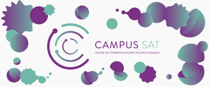 Campus SAT – Formations en arts technologiques