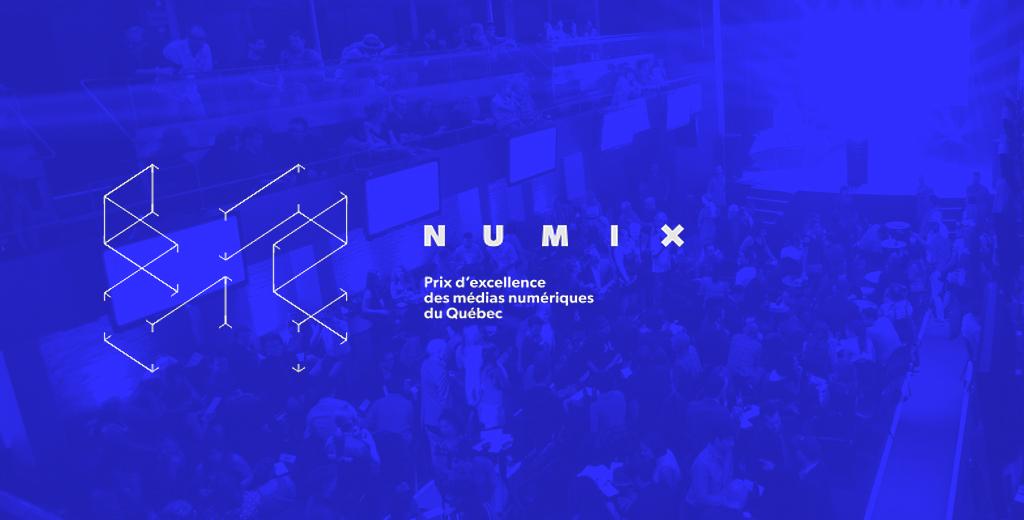 Gala des prix Numix – 2018