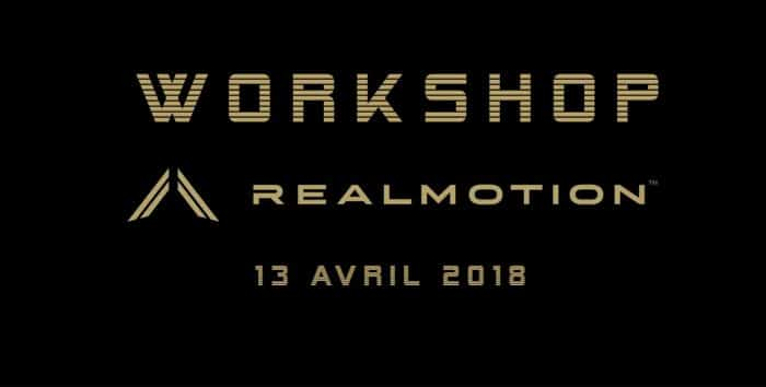 WORKSHOP REALMOTION