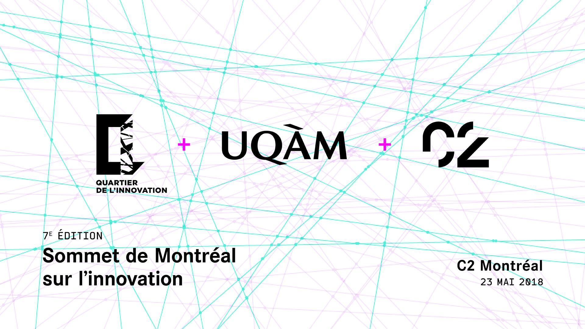 Sommet de Montréal sur l'innovation 2018