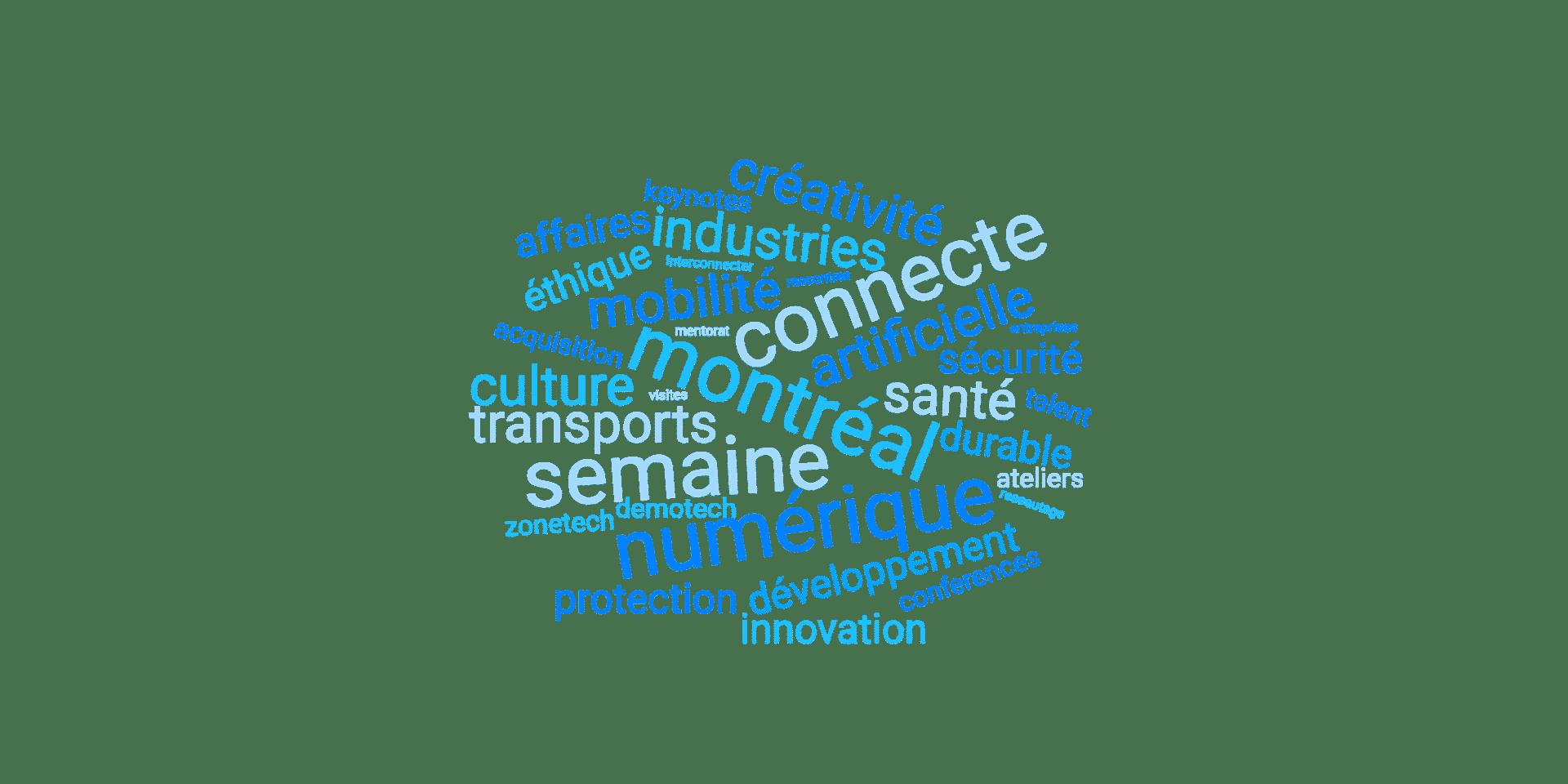 La Semaine numérique de Montréal : appel aux conférencières et conférenciers