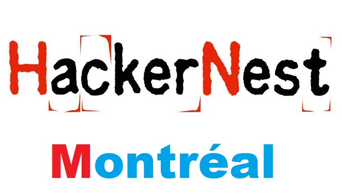 HackerNest Montreal June Tech Social