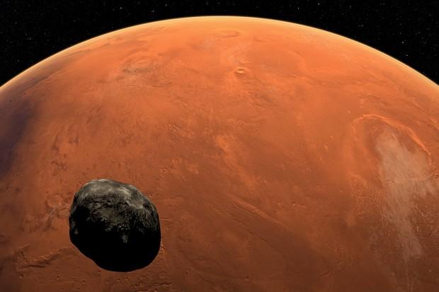 Mars s'éclate