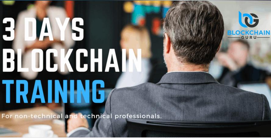 Blockchain 3 Jours de Formation – 3 Day Blockchain Training