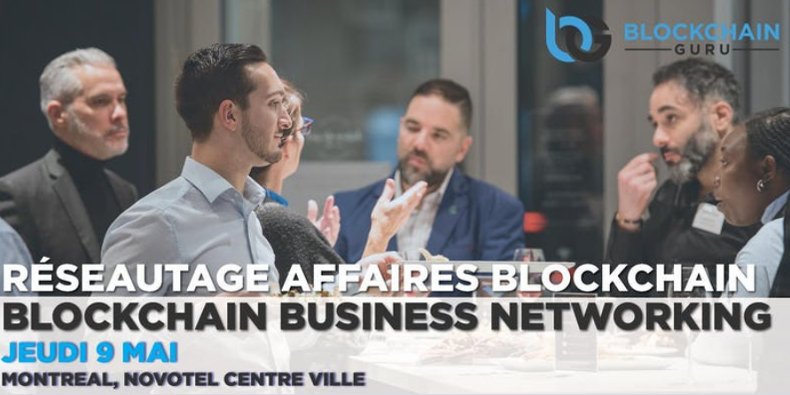 Blockchain Réseautage Affaires – Blockchain Business Networking