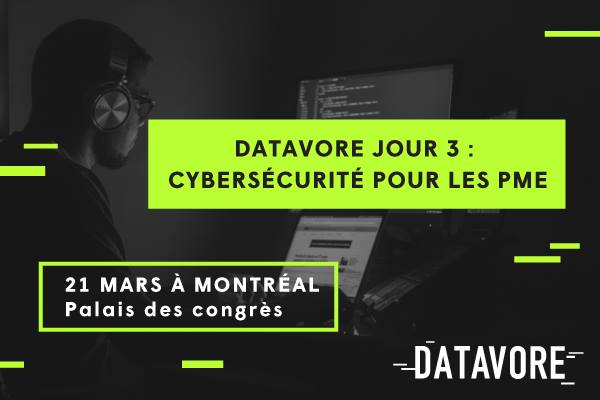 Datavore – cyber sécurité