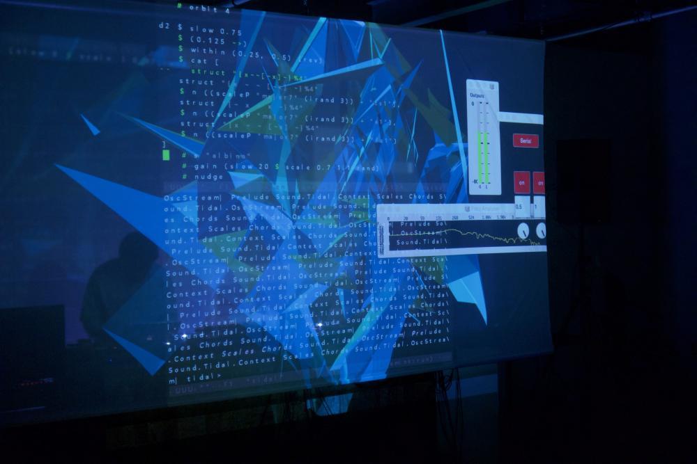 Atelier de Live Coding
