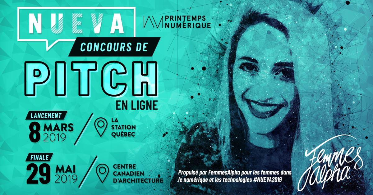 NUEVA – Finale concours de pitch