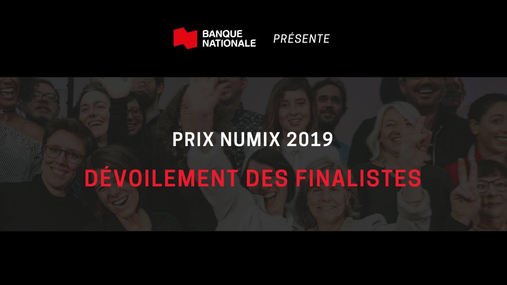 Prix Numix 2019
