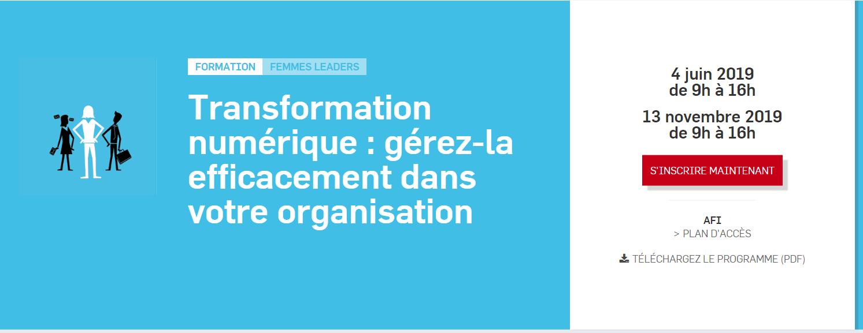 Transformation numérique : gérez-la efficacement dans votre organisation