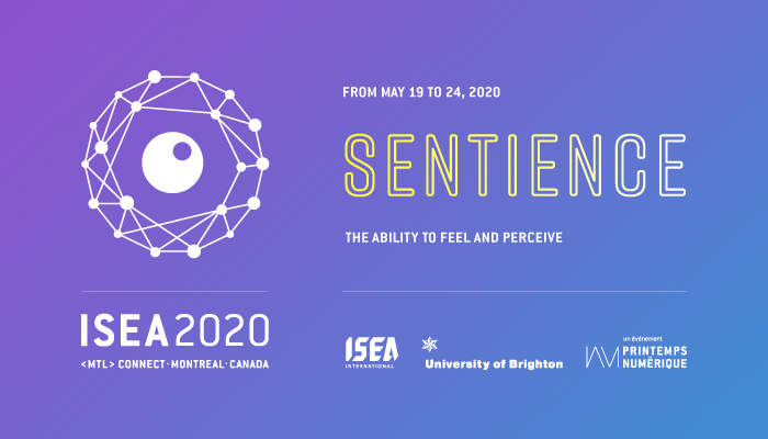 With ISEA2020, Montreal will host a major international art and  technology event
