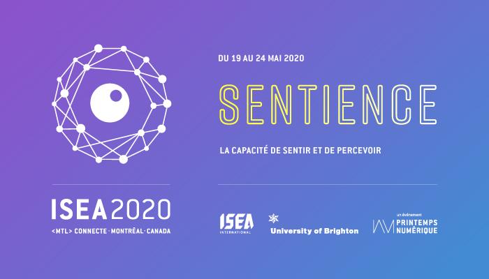 ISEA2020 Montréal