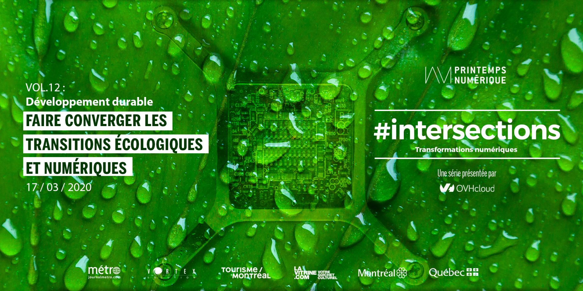 #intersections VOL.12 : Développement durable : faire converger les transitions écologiques et numériques
