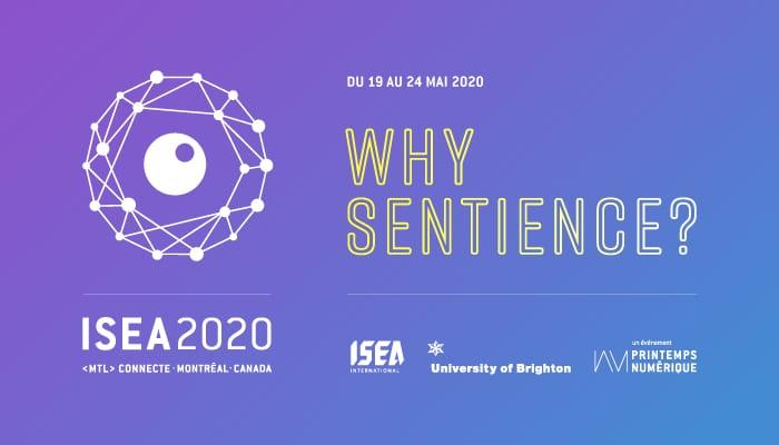 Découvrez les conférenciers d'honneur d'ISEA2020
