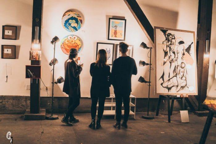 Collectif Commun'Art présente la 4e édition du BAZ'ART