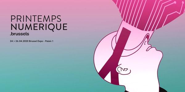Cohorte québécoise recherchée pour participer au Printemps Numérique de Bruxelles !