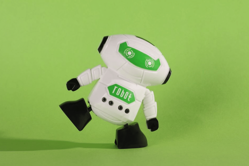Créer ton projet Robot