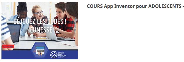 App Investor pour Adolescents