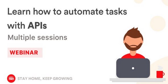 Learn how to automate tasks with APIs