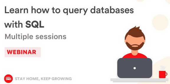 Learn how to query databases with SQL