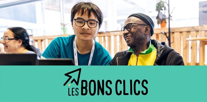 Webinar Les Bons Clics : Accompagner ses publics en temps de crise