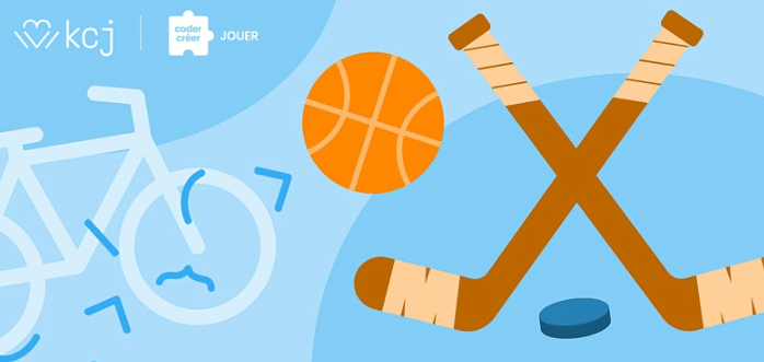 CodeTonTerrain | Camp virtuel de 5 jours – jeux de sport et codage