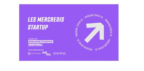 Les mercredis startup