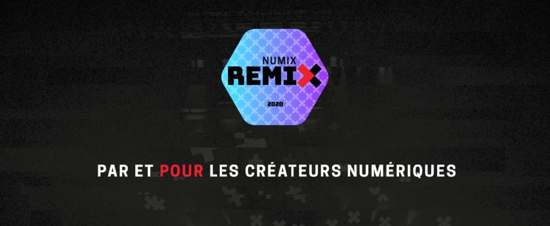 Numix Remix : Par et pour les créateurs numériques