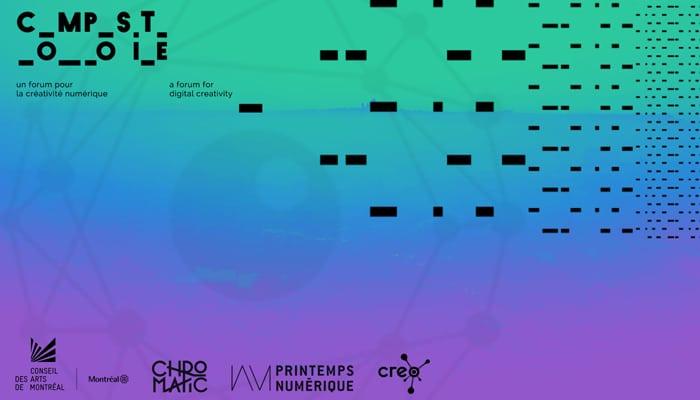 Appel à projets – Composite #25 organisé dans le cadre d'ISEA2020