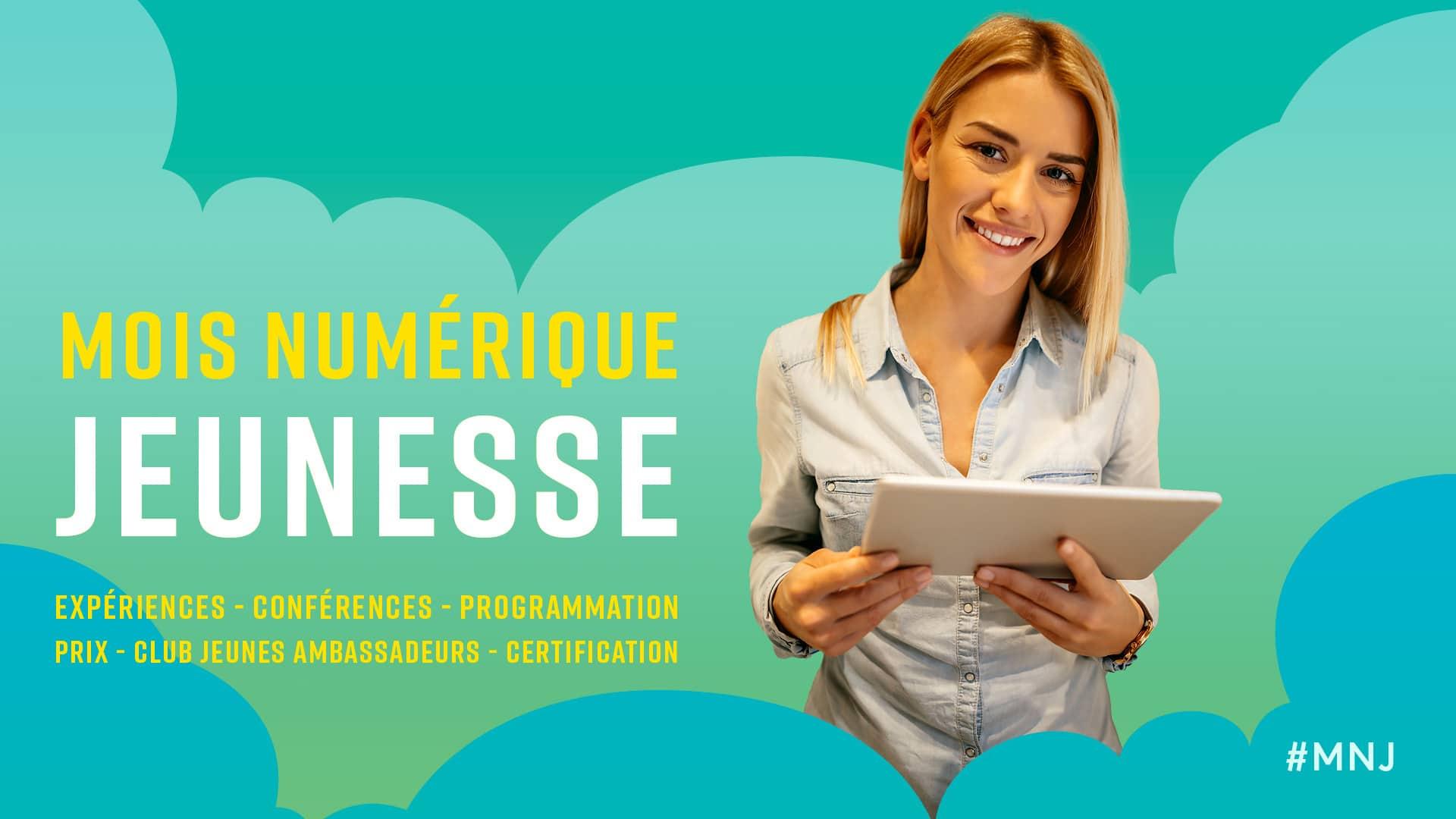 Café numérique virtuel – École secondaire Louis-Riel