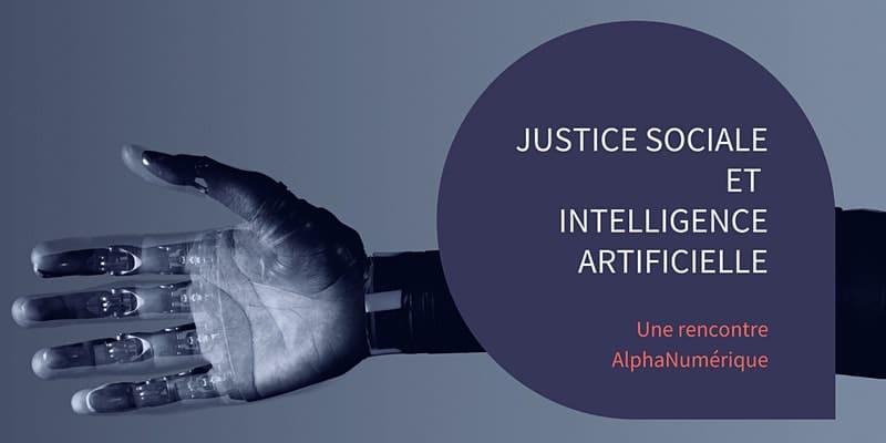 Justice Sociale et Intelligence Artificielle