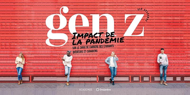 Webinaire : Impact de la pandémie sur le choix de carrière des jeunes