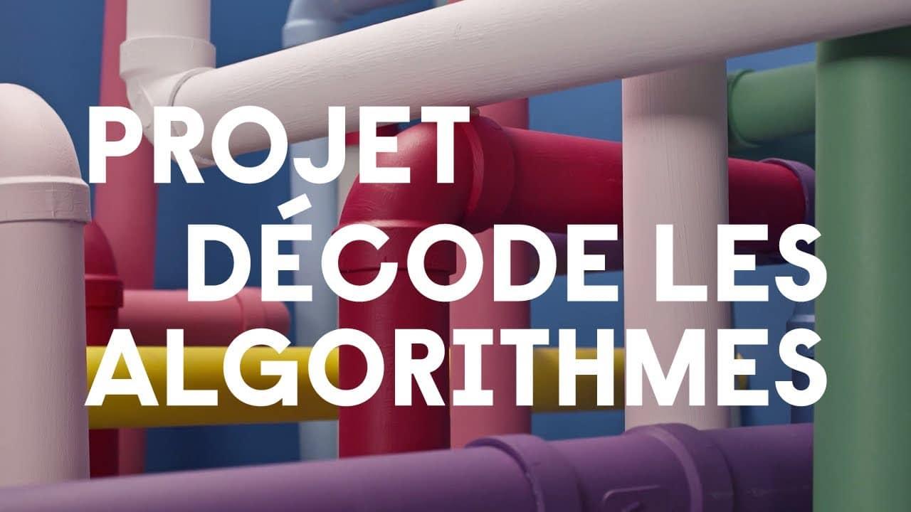 Projet Décode Les Algorithmes