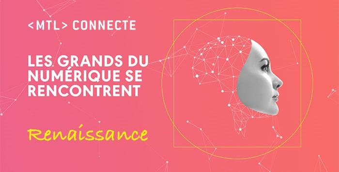 MTL connecte 2021 : La Semaine numérique de Montréal