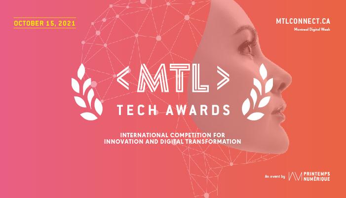 Take part in MTL Tech awards 2021