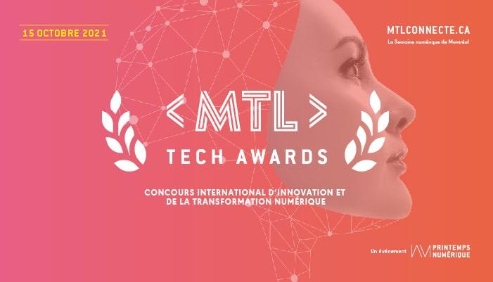 Participez aux MTL Tech awards 2021