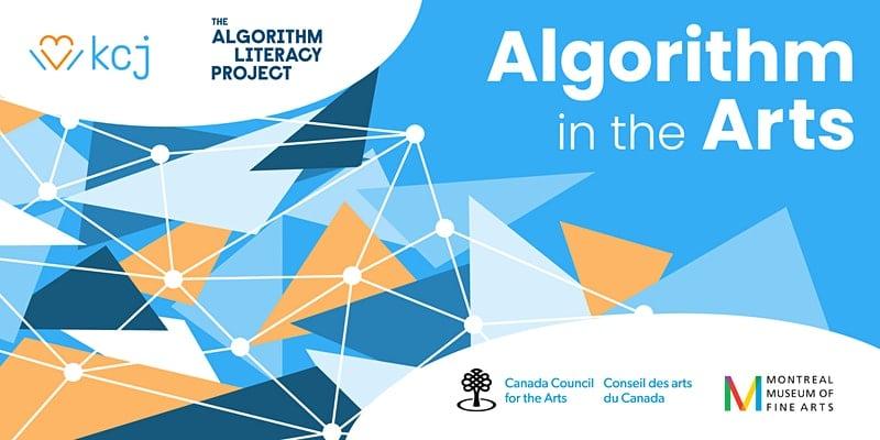 Create digital art using algorithms – live workshop for teens