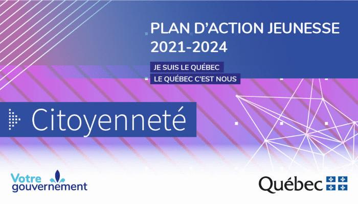 Découvrez le plan d'action jeunesse 2021-2024