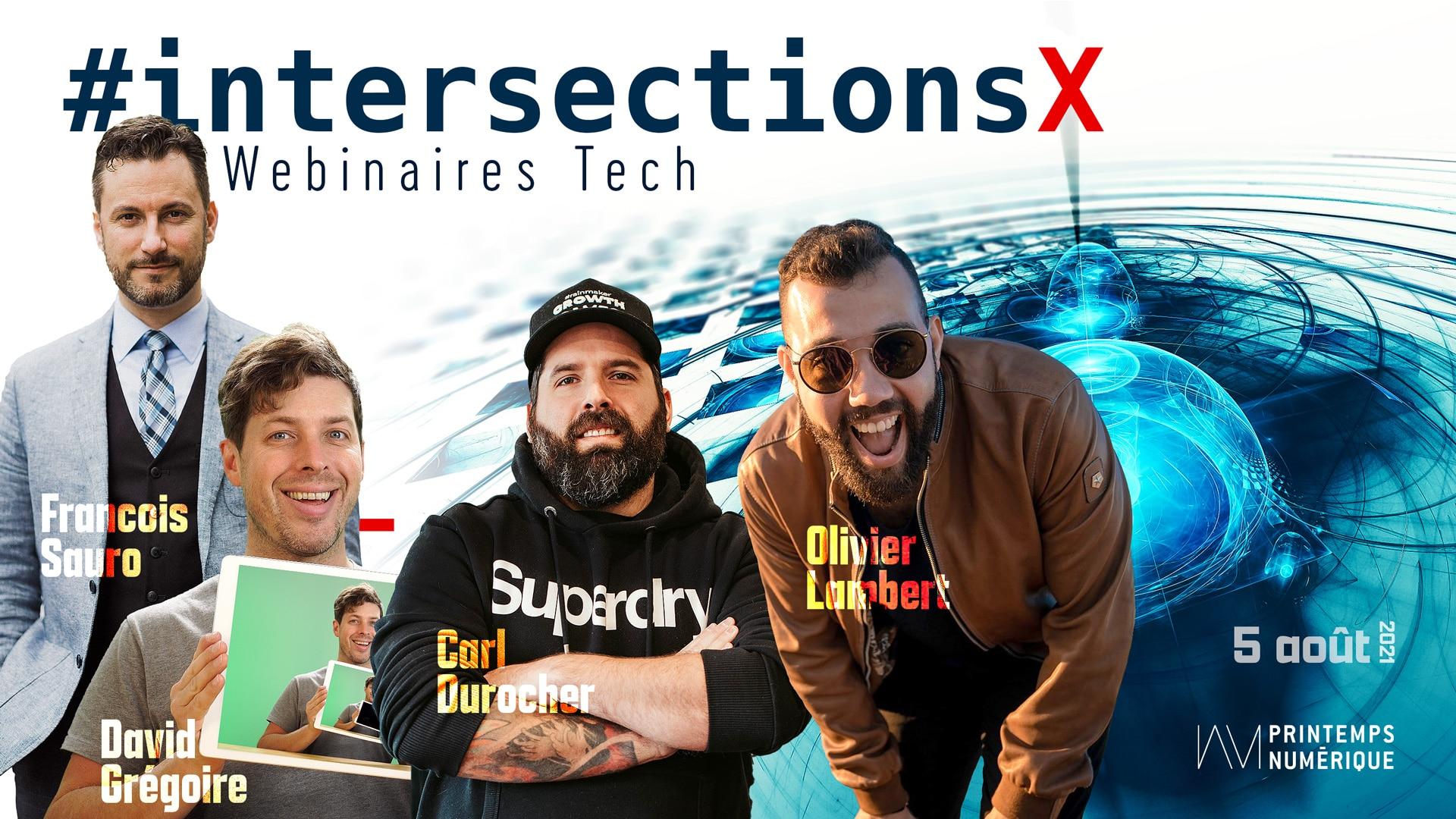 #intersectionsX : Développez vos compétences technologiques